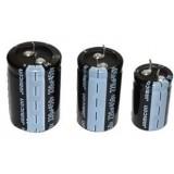 Elektrolitinis kondensatorius 100uFx50V 8x1/3.5