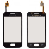 Touch screen Samsung S7500 black originalas