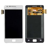 LCD+Touch screen Samsung i9100 Galaxy S2 white originalas