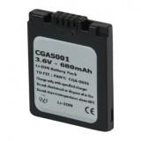 Akumuliatorius fotoaparatui Panasonic CGA-S001 3,6V 680mAh