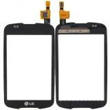 Touch screen LG P500 black originalas