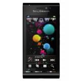 Korpusas Sony Ericsson U1i Satio black HQ