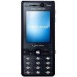 Korpusas Sony Ericsson K810 black HQ