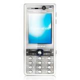 Korpusas Sony Ericsson K810 silver HQ