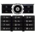 Klaviatūra Sony Ericsson G900 black HQ