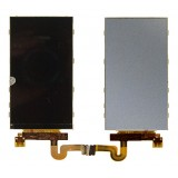 LCD Sony Ericsson MT15i Xperia Neo yellow flex (lituojamas) originalas