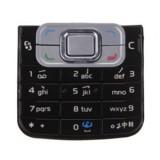 Klaviatūra Nokia 6120c black HQ