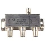 SAT-TV signalo daliklis 1>3 power pass