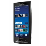 Korpusas Sony Ericsson Xperia X10 black HQ