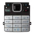 Klaviatūra Nokia 6300 silver HQ