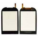Touch screen Samsung i5500 black originalas