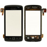 Touch screen BlackBerry 9860 black originalas