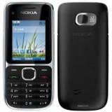 Korpusas Nokia C2-01 black HQ