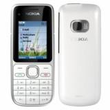 Korpusas Nokia C2-01 white HQ
