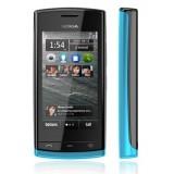 Korpusas Nokia 500 blue HQ
