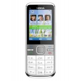 Korpusas Nokia C5 white HQ
