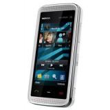 Korpusas Nokia 5530 silver HQ
