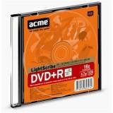Įrašomas diskas Acme DVD+R 4,7GB 16x dėžutėje