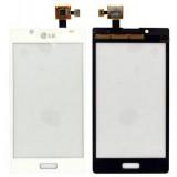 Touch screen LG P700 L7 white originalas