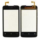 Touch screen Huawei U8655/Y200 black originalas