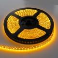 LED juosta 3xSMD3528 12V 2,5cm IP54 (geltona)
