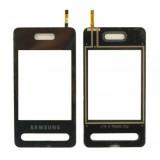 Touch screen Samsung D980 black HQ