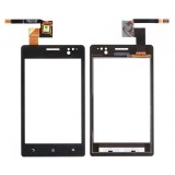 Touch screen Sony ST27i  Xperia GO black originalas