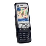 Korpusas Nokia 6110 Navigator black HQ