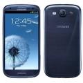 Korpusas Samsung i9300 S3 blue HQ