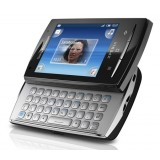 Korpusas Sony Ericsson X10 Xperia mini Pro (U20) black originalas