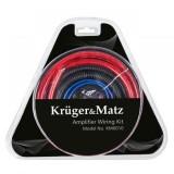 Rinkinys stiprintuvo pajungimui Kruger&Matz