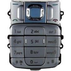 Klaviatūra Nokia 2310 silver originalas