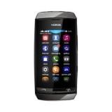 Korpusas Nokia 305/306 Asha black HQ