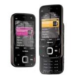 Korpusas Nokia N85 black HQ