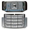 Klaviatūra Nokia N95 silver HQ