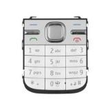 Klaviatūra Nokia C5 white originalas