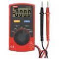 Multimetras su dažnio ir talpos matavimu, diodų tikrinimu UT120C UNI-T