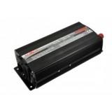 Įtampos keitiklis 12V->230V 500/1000W Kemot