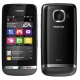 Korpusas Nokia 311 black HQ