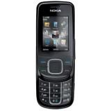 Korpusas Nokia 3600s black HQ