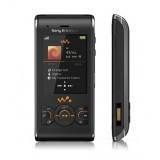 Korpusas Sony Ericsson W595 black HQ