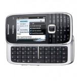 Korpusas Nokia E75 silver HQ