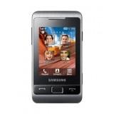 Korpusas Samsung C3330 black HQ