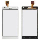 Touch screen LG P880 Optimus 4X HD white originalas
