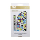 Dėklas-nugarėlė (lipdukas) iPhone 5/5S