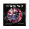 Automobilinis laidų komplektas 5m; 20mm²  Kruger&Matz